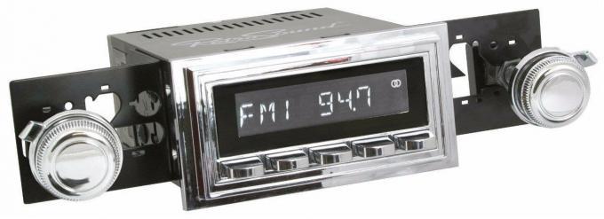 RetroSound 1961-62 Chevrolet Corvair Laguna Radio