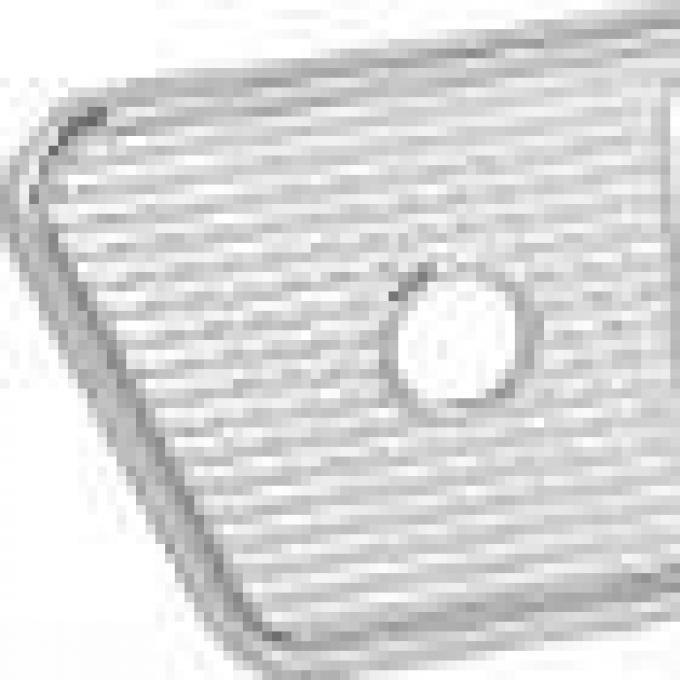 RetroSound VW/Karmann Type 3 Trapezoid Faceplate (#306)