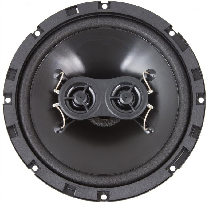 RetroSound Standard Series Rear Seat Replacement Speaker for 1965-68 Chevrolet Bel Air