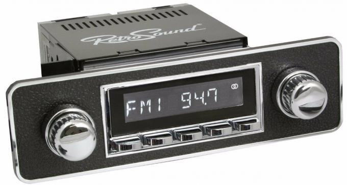 RetroSound 1980-85 Volkswagen Vanagon Hermosa Radio