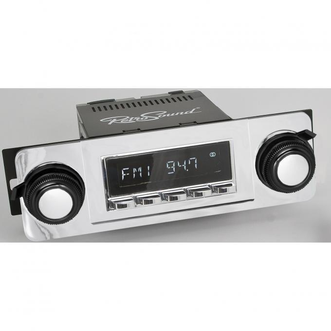 RetroSound 1969-72 Chevrolet Blazer Hermosa Radio