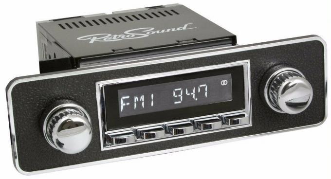 RetroSound 1995-97 Ford Aspire Hermosa Radio with DIN Kit