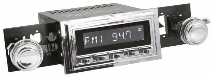 RetroSound 1961-62 Chevrolet Impala Hermosa Radio