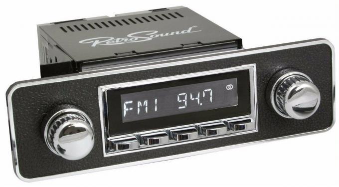 RetroSound 1989-91 Geo Tracker Hermosa Radio with DIN Kit