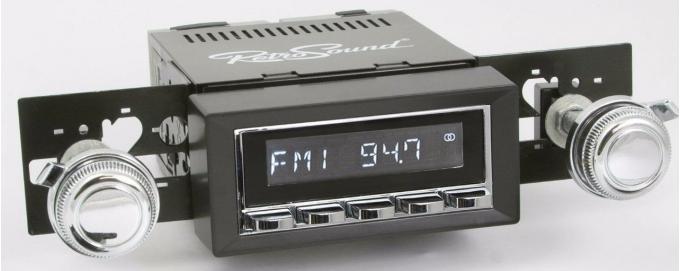 RetroSound 1970-81 Pontiac Firebird Hermosa Radio