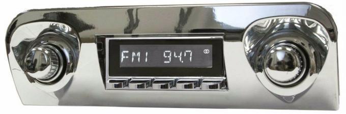 RetroSound 1959-60 Chevrolet Bel Air Hermosa Radio