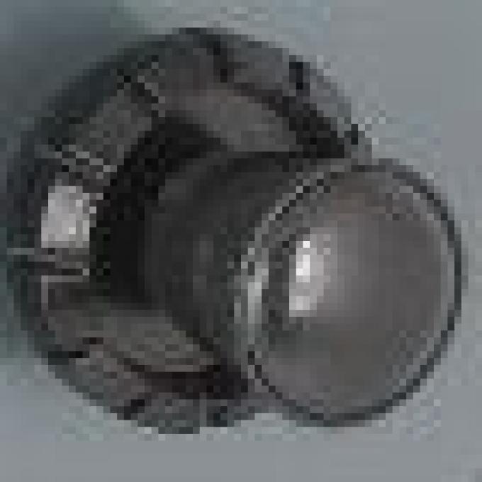RetroSound Black Sapphire Front Knobs (#38) / Black Rear Knobs (#98)