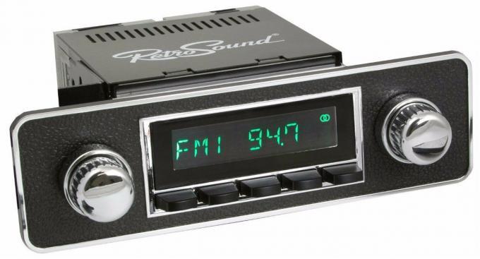 RetroSound 1961-66 Jaguar MK Series Long Beach Radio