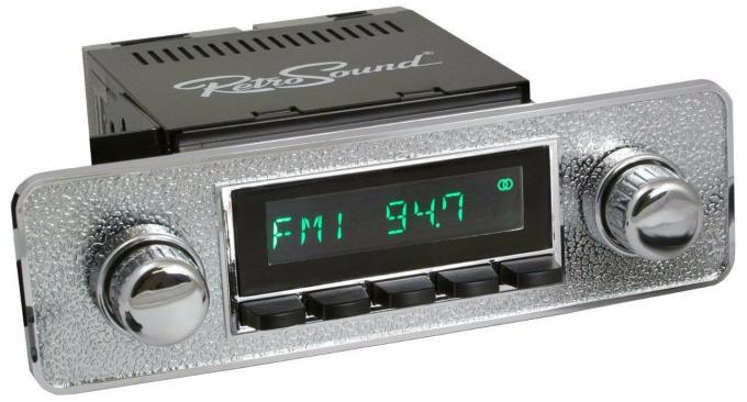 RetroSound 1966-74 Volvo 142 Long Beach Radio