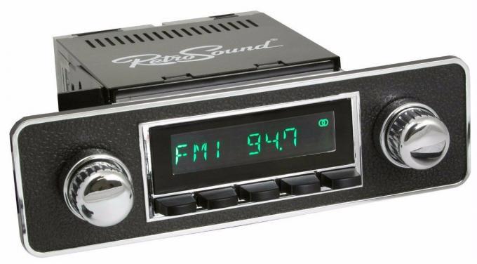 RetroSound 1962-79 MG Midget Long Beach Radio