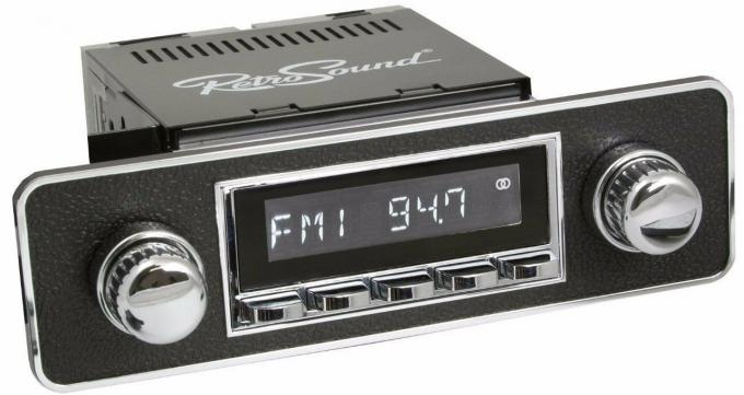 RetroSound 1975-85 BMW 5 Series Hermosa Radio