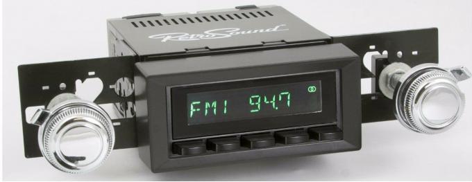 RetroSound 1970-81 Pontiac Firebird Long Beach Radio