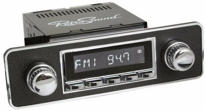 RetroSound 1981-83 DeLorean Laguna Radio