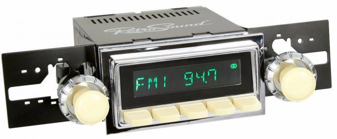 RetroSound 1956-74 Karmann Ghia Hermosa Radio