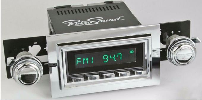 RetroSound 1961-63 Oldsmobile Cutlass/F85 Long Beach Radio