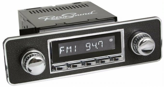 RetroSound 1985-93 Volkswagen Cabriolet Hermosa Radio with DIN Kit