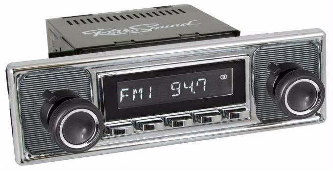 RetroSound 1968-76 Mercedes Benz 280 Series Hermosa Radio