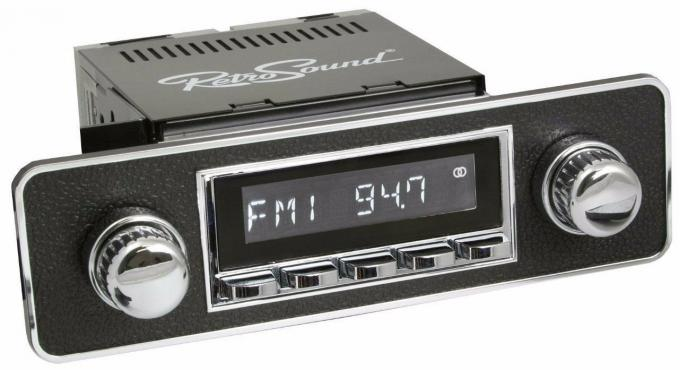RetroSound 1979-85 BMW 7 Series Hermosa Radio