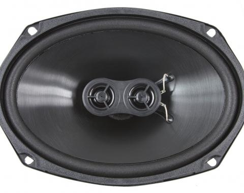 RetroSound 6x9-Inch 2-Way Standard Series Replacement Speakers