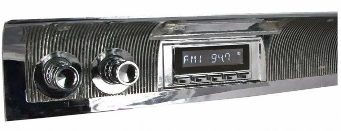 RetroSound 1957-64 Cadillac Sixty-two Laguna Radio