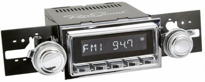 RetroSound 1968-71 Ford Ranchero Hermosa Radio