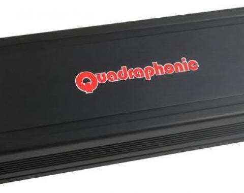 RetroSound Quadraphonic Four-channel Power Amplifier