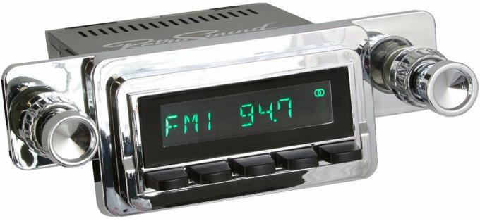 RetroSound 1964-66 Ford Mustang Long Beach Radio