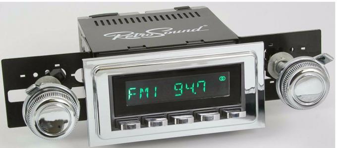 RetroSound 1963-70 Buick Wildcat Long Beach Radio