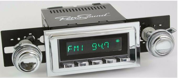 RetroSound 1964-67 Pontiac Tempest Long Beach Radio