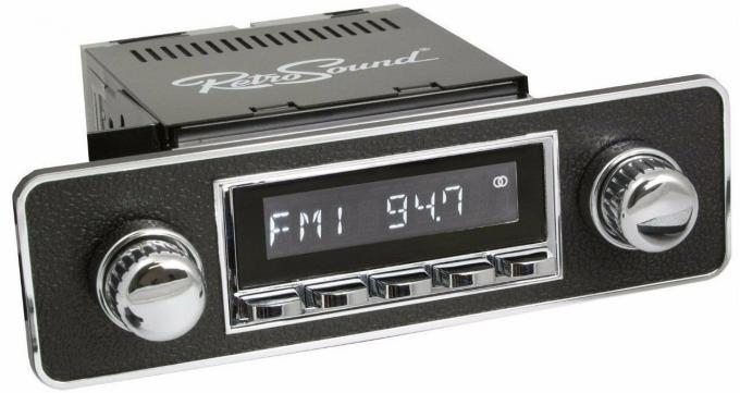 RetroSound 1981-87 Volkswagen Scirocco Hermosa Radio with DIN Kit