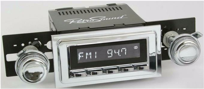 RetroSound 1964-65 Oldsmobile Cutlass Laguna Radio