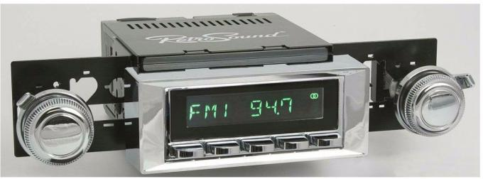 RetroSound 1968-72 Pontiac LeMans Hermosa Radio