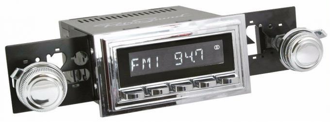 RetroSound 1961-62 Chevrolet Biscayne Laguna Radio