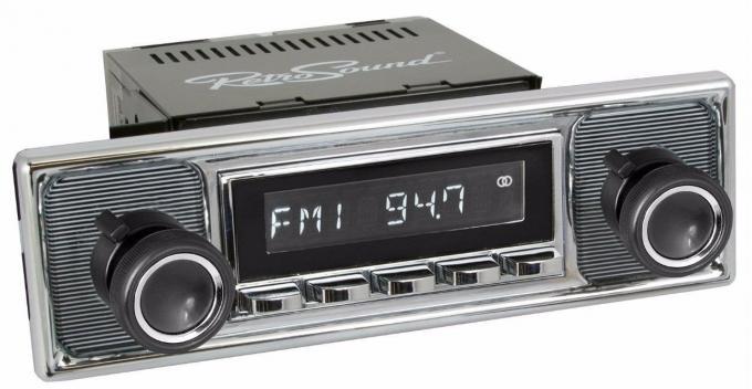 RetroSound 1968-73 Mercedes Benz 300SEL Laguna Radio