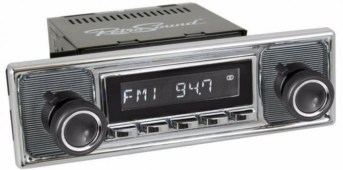RetroSound 1966-68 Mercedes Benz 200 Hermosa Radio