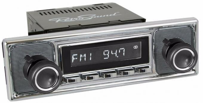 RetroSound 1977-85 BMW 6 Series Laguna Radio