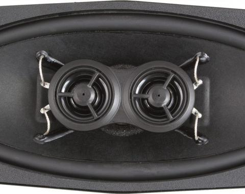 RetroSound 4x8-Inch Premium Ultra-thin Dash Replacement Speaker