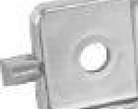 RetroSound Sapphire Chrome Faceplate (#304)