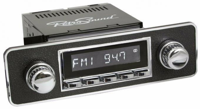 RetroSound 1981-83 DeLorean Hermosa Radio