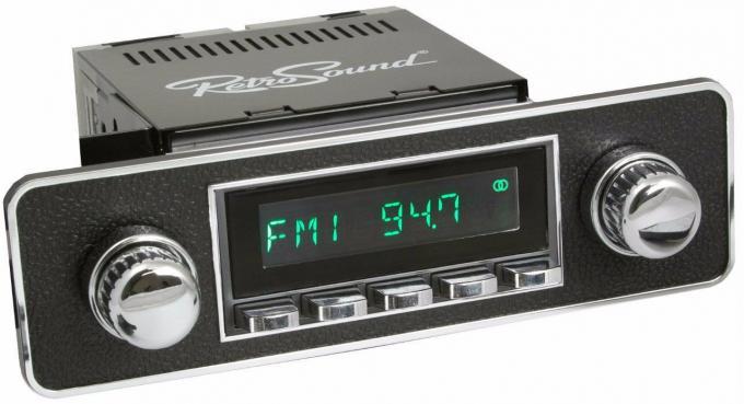 RetroSound 1989-95 Audi 100 Series Long Beach Radio with DIN Kit