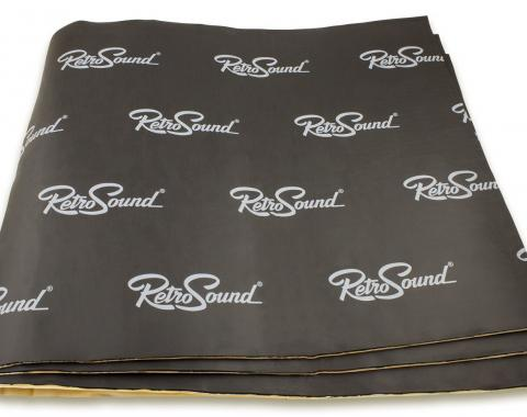 RetroSound RetroMat Sound Dampening (10 sq ft)