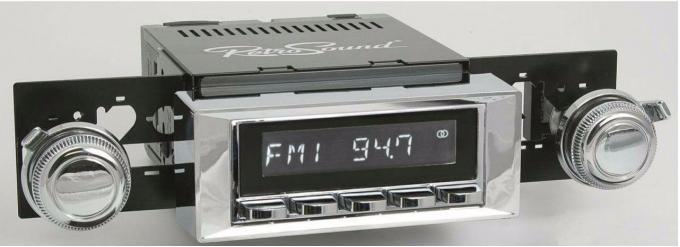 RetroSound 1966-67 Chevrolet El Camino Hermosa Radio