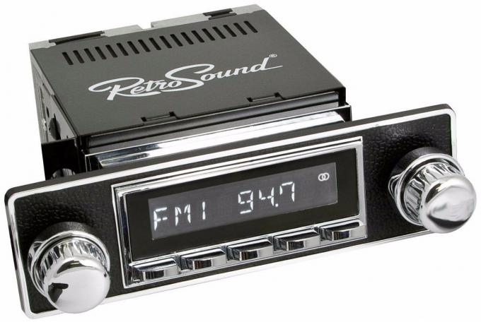 RetroSound 1958-62 Alfa Romeo 2000 Laguna Radio