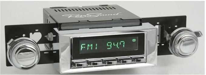 RetroSound 1966-70 Oldsmobile Toronado Laguna Radio