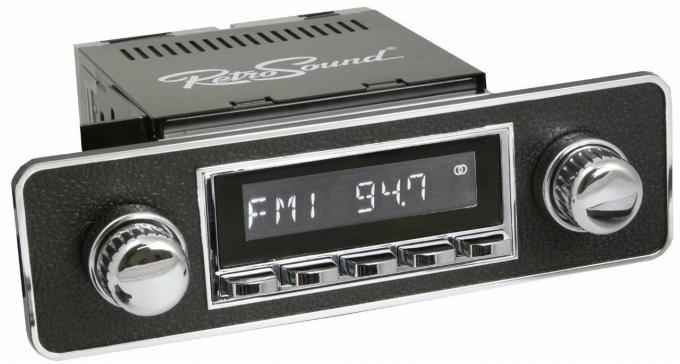RetroSound 1965-74 Porsche 911 Laguna Radio