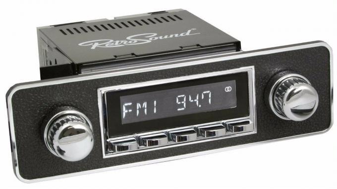 RetroSound 1988-92 Sterling 825 Laguna Radio with DIN Kit