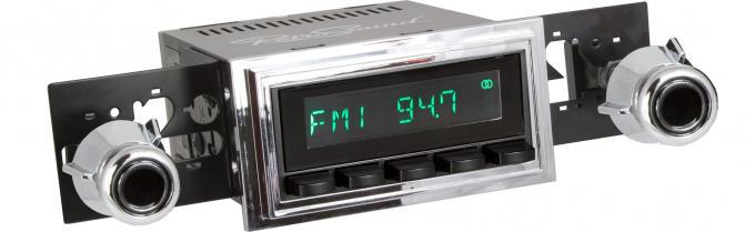 RetroSound 1969-72 Ford LTD Hermosa Radio