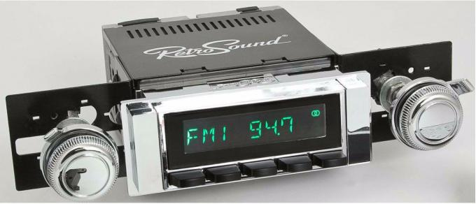RetroSound 1964-65 Chevrolet Malibu Long Beach Radio