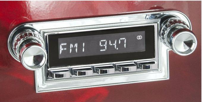 RetroSound 1964-66 Ford Thunderbird Hermosa Radio