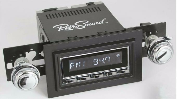 RetroSound 1963-65 Buick Riviera Laguna Radio